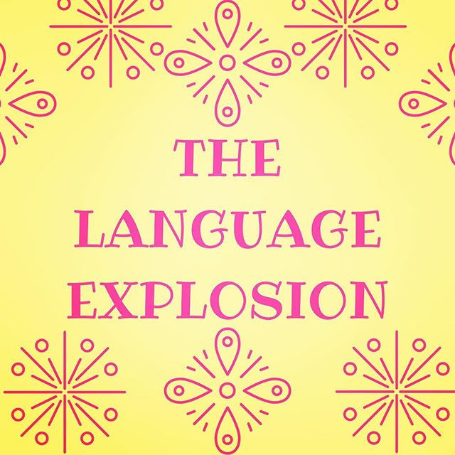 Pop of Knowledge: Language Explosion!