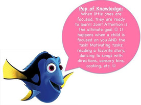 Pop of Knowledge: Joint Attention!
