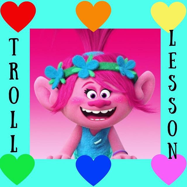 Pop of Knowledge: Troll Lesson!