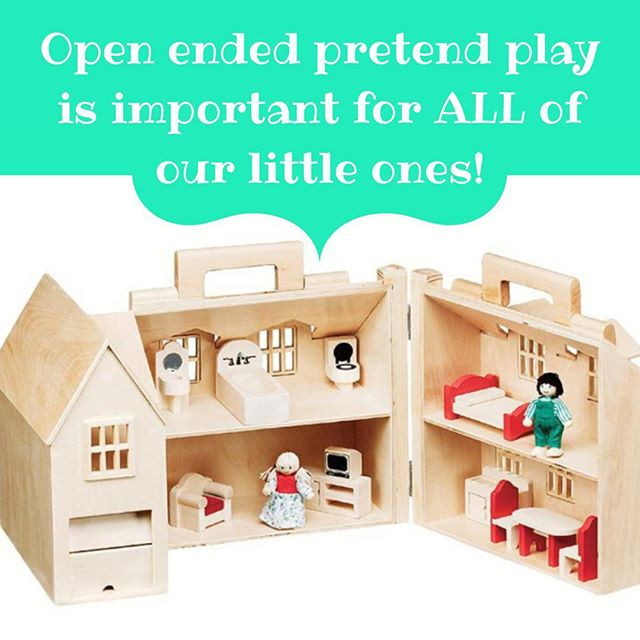 Pop of Knowledge: Pretend Play!