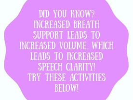 Pop of Knowledge: Breath Support!