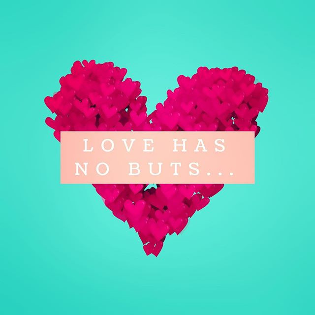 Pop of Knowledge: Love Has No Buts!