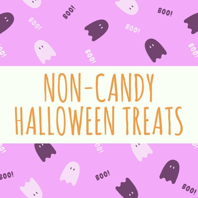 Pop of Knowledge: Non-Candy Treats