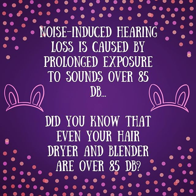 Pop of Knowledge: Noise Induced Hearing Loss!
