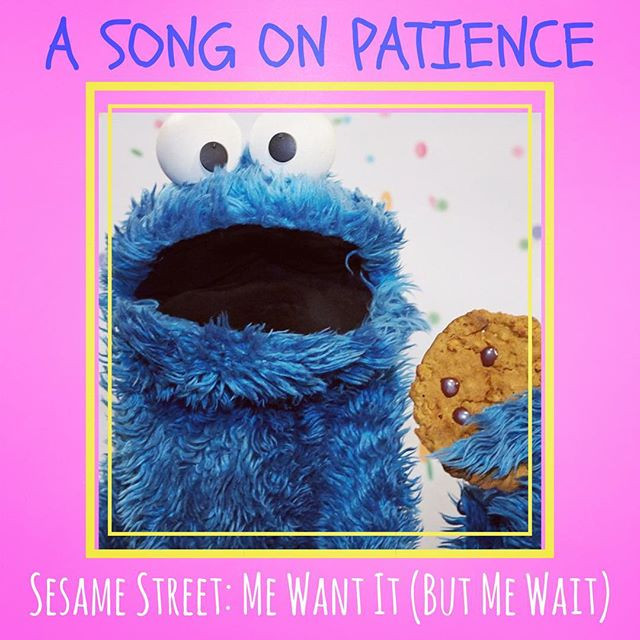Pop of Knowledge: Patience!