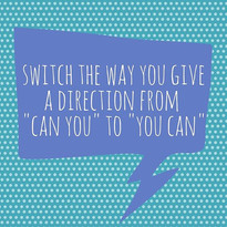 Pop of Knowledge: Change Up Your Directions!