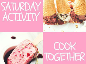 Pop of Knowledge: Cook Together!