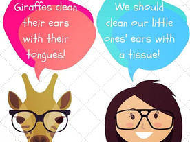 Pop of Knowledge: Ear Cleaning!