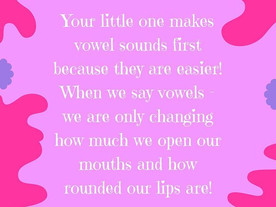 Pop of Knowledge: Vowel Sounds!