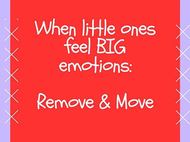 Pop of Knowledge: Remove & Move!