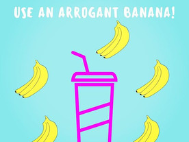 Pop of Knowledge: Smoothie Trick!