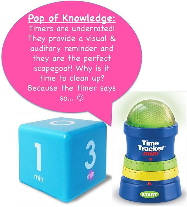 Pop of Knowledge: Timers!
