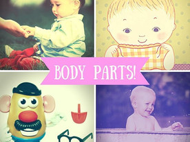 Pop of Knowledge: Body Parts!