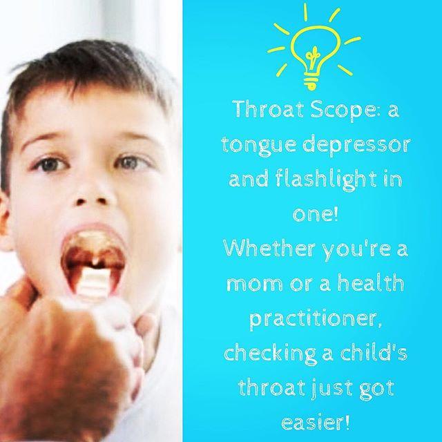 Pop of Knowledge: Throat Scope!
