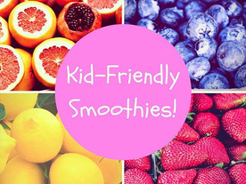 Pop of Knowledge: Kid-Friendly Smoothies!