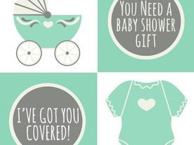 Pop of Knowledge: Baby Shower Gift Alternative