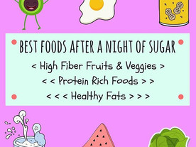 Pop of Knowledge: Sugar Binge Cure!