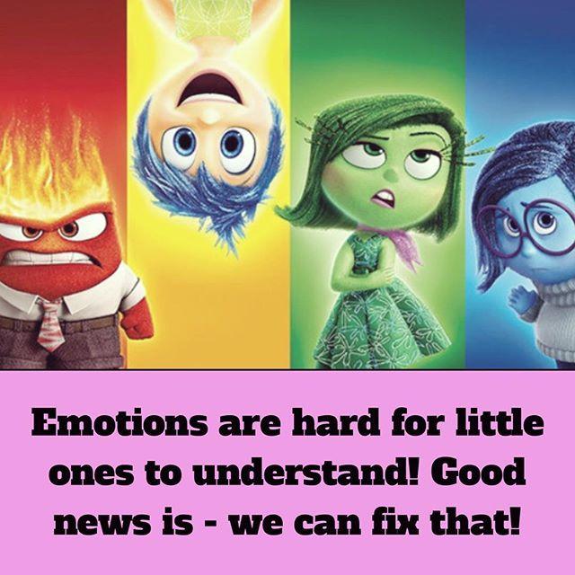 Pop of Knowledge: Feelings!