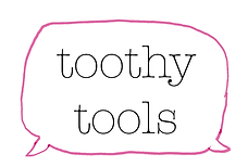 Teething tools from The Speech Teacher