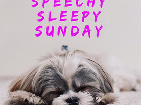 Pop of Knowledge: Speechy Sunday!