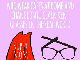 Pop of Knowledge: Supermoms!