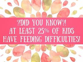 Pop of Knowledge: Feeding!