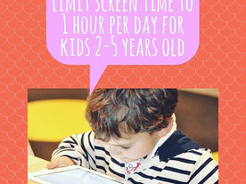 Pop of Knowledge: Screen Time!