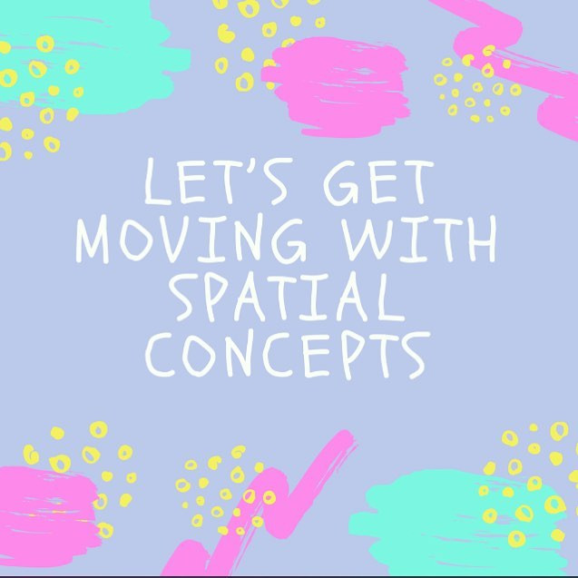 Pop of Knowledge: Move with Spatial Concepts!