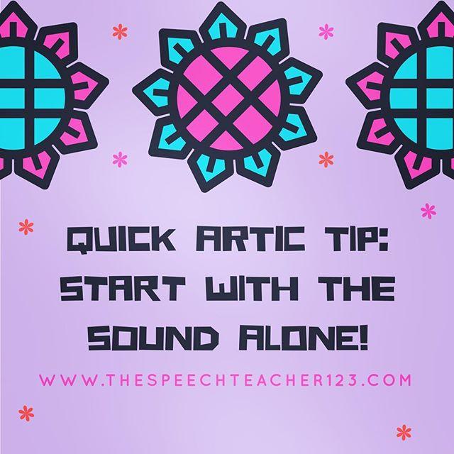 Pop of Knowledge: Quick Artic Tip!