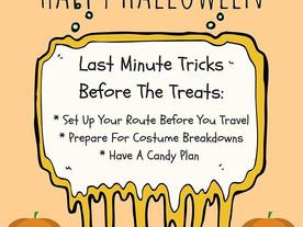 Pop of Knowledge: Halloween Tricks!