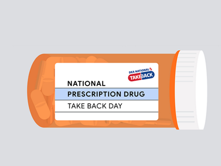 Google: The Keyword: Help fight the opioid epidemic this National Prescription Drug Take Back Day