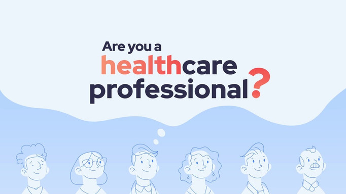 Calling healthcare professionals