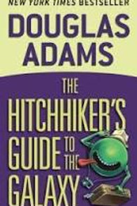 The Hitchhiker's Guide to the Galaxy (copy #2)