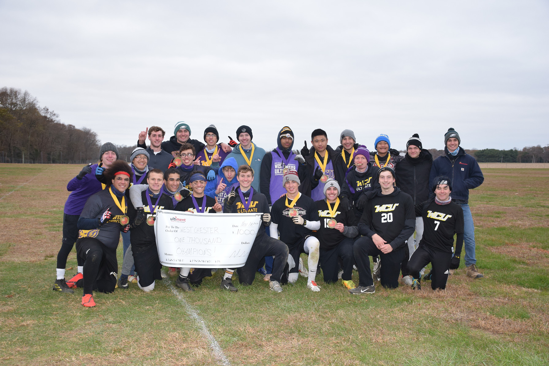 USA Ultimate College Champions