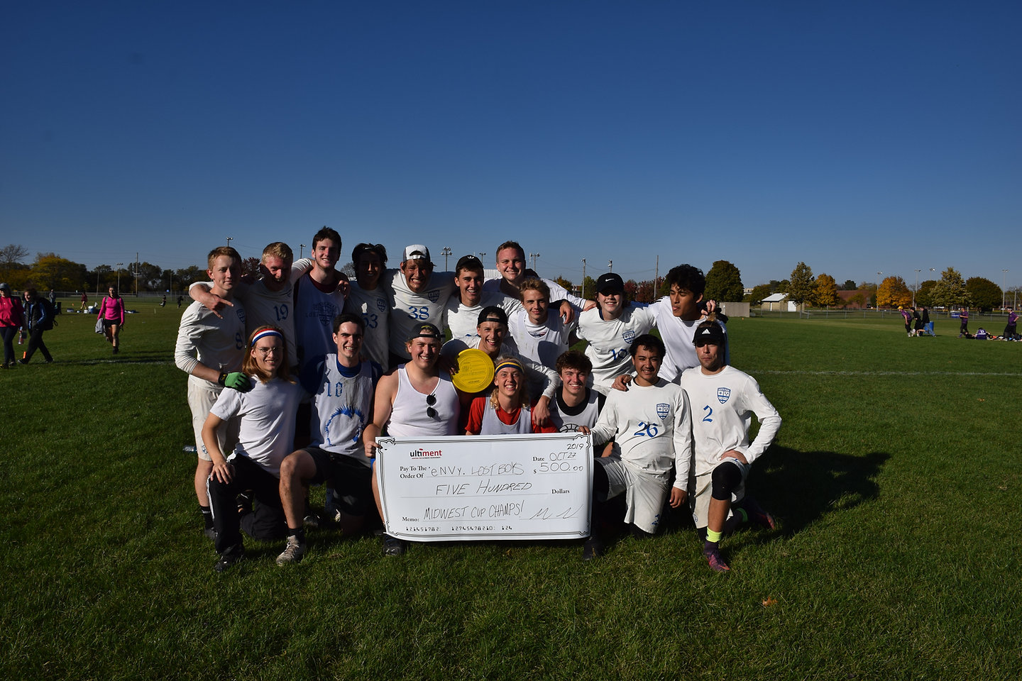 North Park Lost Boys - Midwest Cup Champ