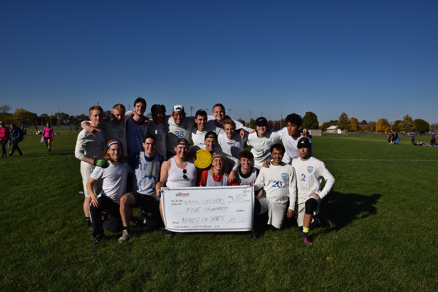 Midwest Ultiment USA Ultimate Frisbee Ch