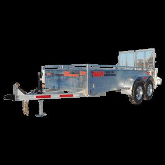 N&N Trailers Big Wheel HD Series utility trailer