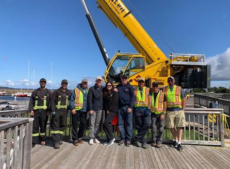 T&T Ocean Salvage: New Website Launch