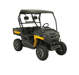Cub Cadet Challenger 400 side by side utility vehicle
