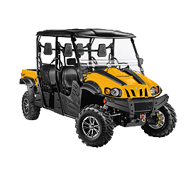 Cub Cadet Challenger 500 side by side utility vehicle