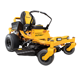 Cub Cadet zero turn lawn mowers ultima series