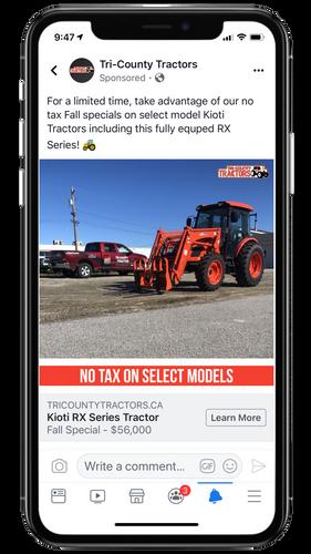 Tri-County Tractors