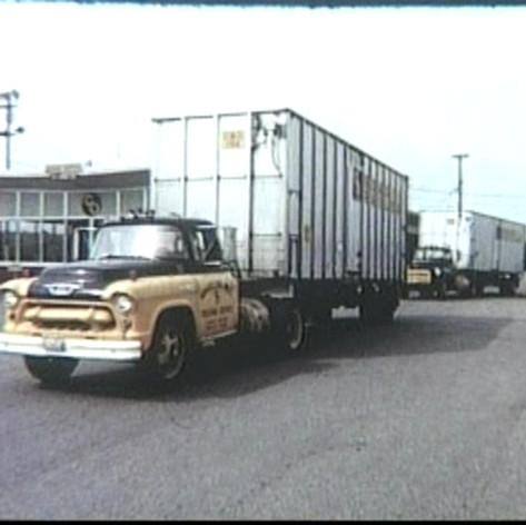 C&O Task Force Road Railer