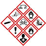 GHS, global harmonization system, the globally harmonized system of classification and labeling of chemicals