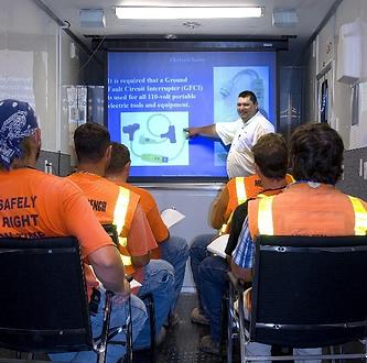 Onsite safety training, OSHA compliance, osha 10 hour, osha 30 hour