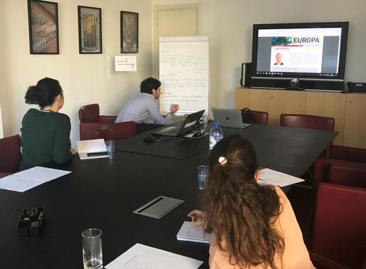 Training & Coaching | ianusGroup -   Public speaking