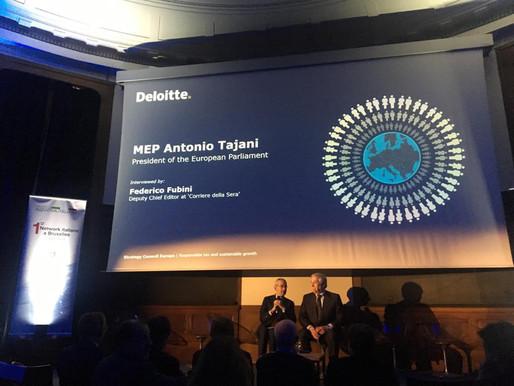 Strategy Council Europe | Deloitte & Gruppo di Iniziativa Italiana