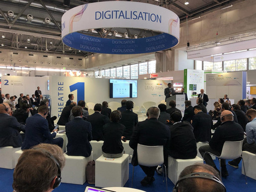 European Utility Week 2018 | EE-ISAC & PRIME Alliance