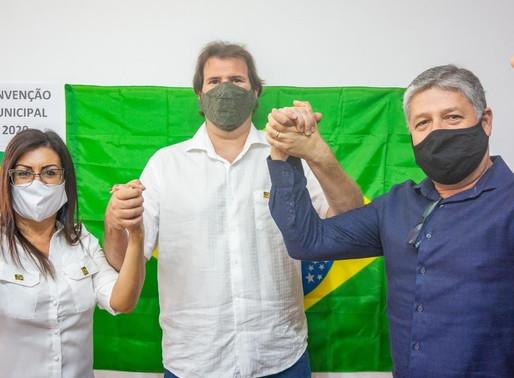 PSL e PRTB realizam convenções municipais e definem nomes para a disputa eleitoral em São Roque