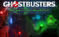 Ghostbusters Spectral Search Splash